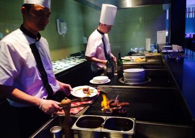 foto 2.7 grill en teppanyaki