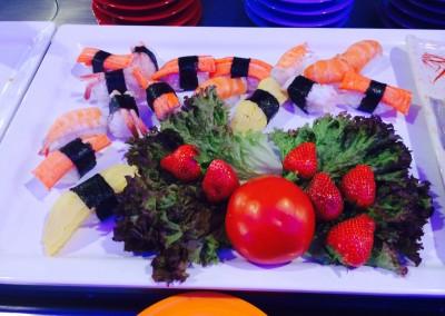 sushi's